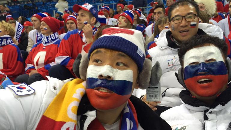 Сборная Российской Федерации  похоккею проиграла Словакии наОлимпиаде— 1-ый  блин комом