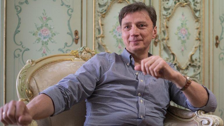 Олег ВАСИЛЬЕВ. Фото Александра ВИЛЬФ