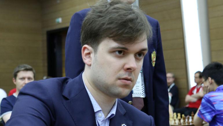 Владимир ФЕДОСЕЕВ. Фото Этери КУБЛАШВИЛИ