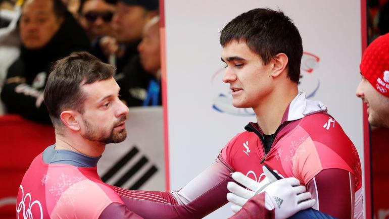 Мартин ДУКУРС (слева) и Никита ТРЕГУБОВ. Фото REUTERS