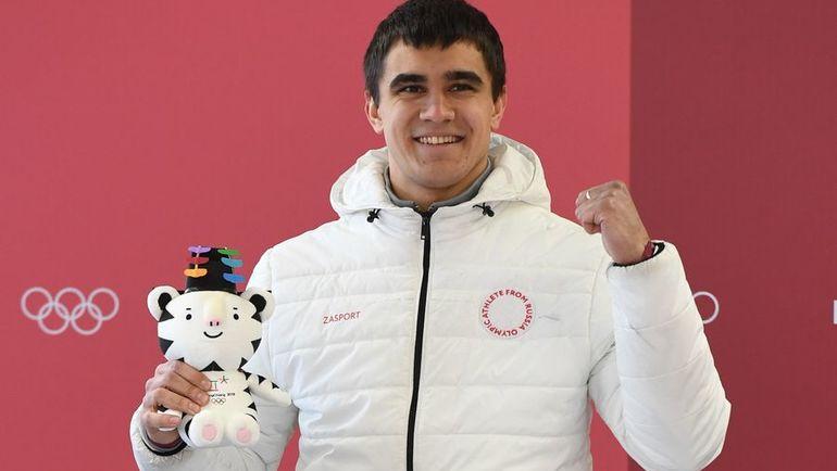 Никита ТРЕГУБОВ - серебряный призер Олимпиады. Фото REUTERS