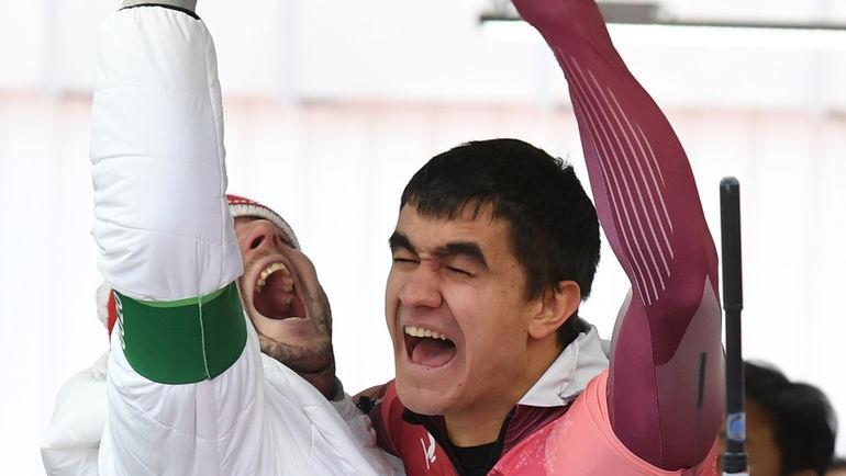 Эмоции Никиты ТРЕГУБОВА. Фото AFP