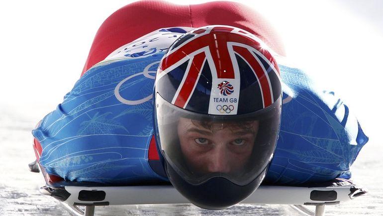 2010 год. Адам ПЕНГИЛЛИ на Олимпиаде в Ванкувере. Фото REUTERS