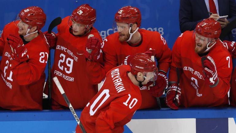 Россия разгромила Словению на Олимпиаде (Видео)
