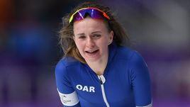 Через слезы. Россиянка вырвала медаль в коньках вопреки всему