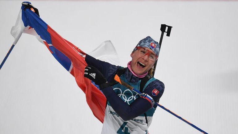 Анастасия Кузьмина посвятила медаль Олимпиады брату Антону Шипулину