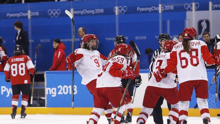 Женская сборная России - впервые в полуфинале Олимпиады. Фото REUTERS