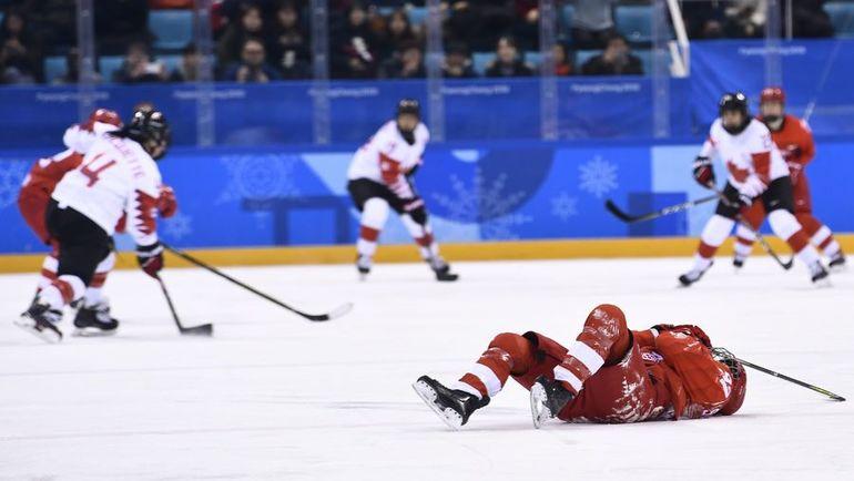 Анна ШОХИНА. Фото AFP