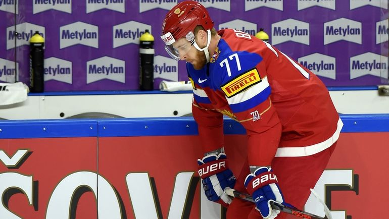 Антон БЕЛОВ. Фото photo.khl.ru