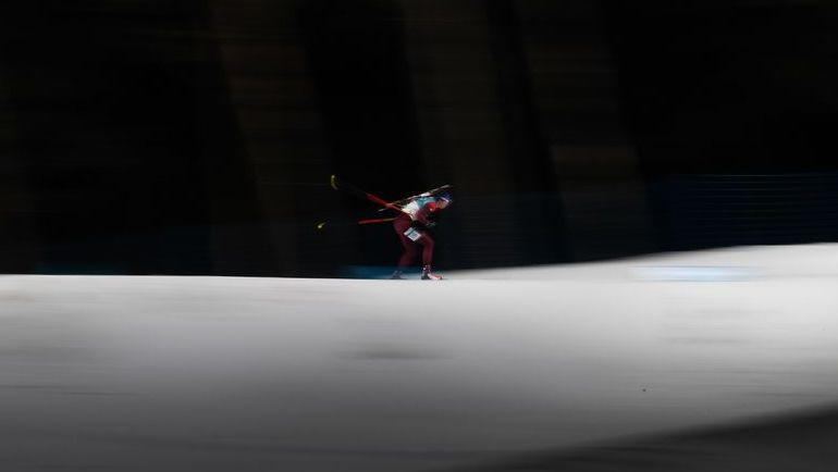 Февраль. Пхенчхан. Матвей ЕЛИСЕЕВ. Увидим ли мы россиян на первом плане в смешанной эстафете? Фото AFP