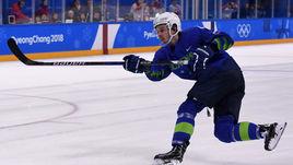 Словенец из КХЛ попался на допинге. Главный хоккейный скандал Олимпиады