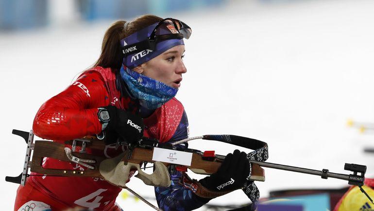 Паулина ФИАЛКОВА. Фото REUTERS