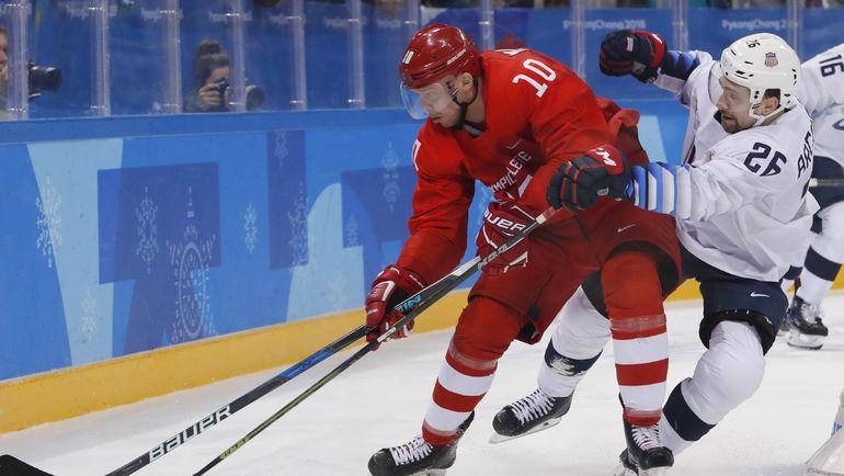 Сергей МОЗЯКИН (слева). Фото REUTERS