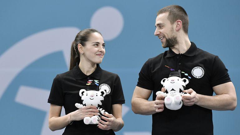Анастасия БРЫЗГАЛОВА (слева) и Александр КРУШЕЛЬНИЦКИЙ. Фото REUTERS