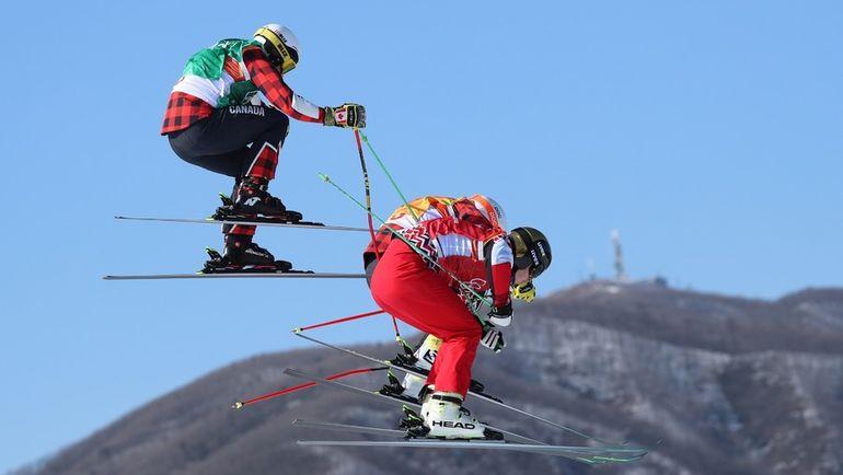 Сергей РИДЗИК (справа) и Кевин ДРУРИ (слева). Фото REUTERS
