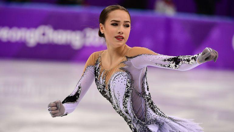 Фигуристка Загитова установила мирововой рекорд наОИ