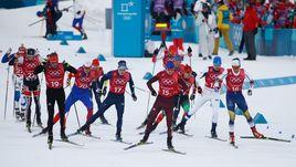 Серебро! Россияне - вторые в командном спринте. Live!