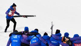 Как российские лыжники не поддались на провокацию француза