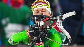 Белоруссия выиграла эстафету. Команда Пихлера вновь с медалью. Онлайн