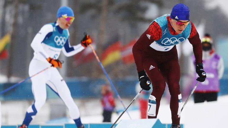 Александр БОЛЬШУНОВ (справа) и Иво НИСКАНЕН. Фото REUTERS