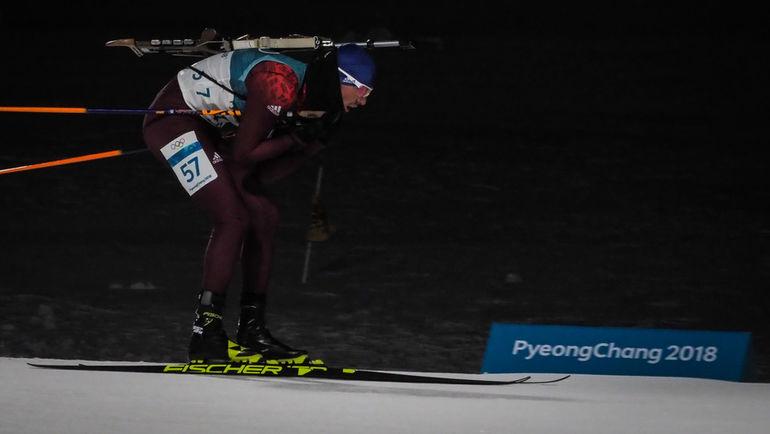 Антон БАБИКОВ на Олимпиаде: все плохо. Фото Андрей АНОСОВ, СБР