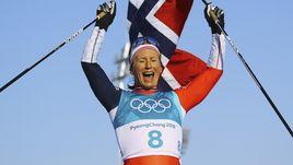 Недосягаемая Бьорген. Норвежка выиграла марафон и побила рекорд