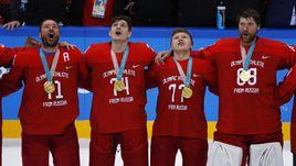 Золото за пение гимна у России не отберут. А вот вернут ли флаг?