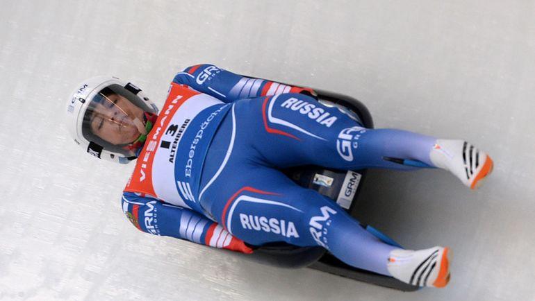 Татьяна ИВАНОВА была готова на равных сражаться с Николь Гайзенбергер. Фото AFP