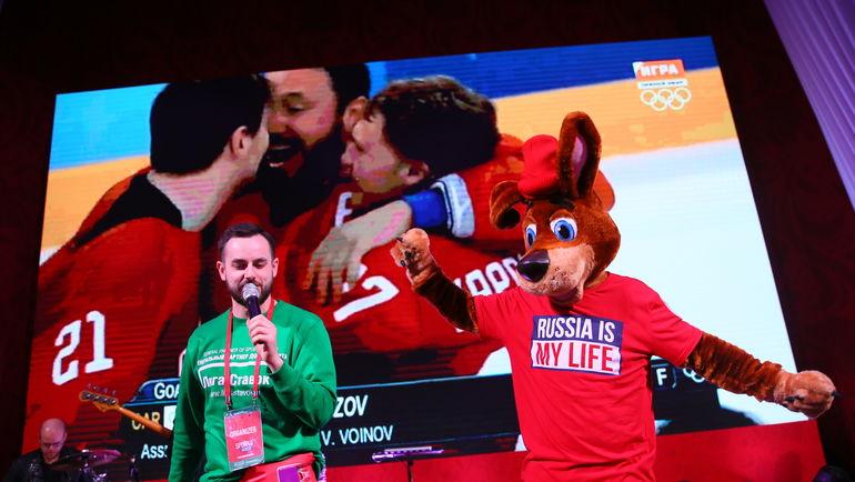 """Вчера. Каннын. Хоккейный финал в Доме спорта. Фото """"Дом спорта"""""""