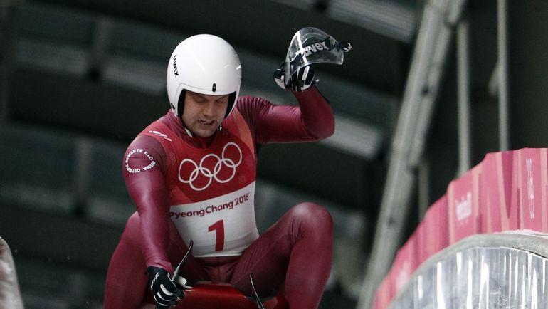 Семен ПАВЛИЧЕНКО. Фото AFP