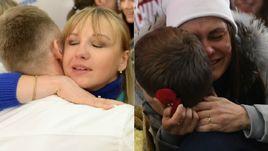 Олимпийцы вернулись. Нечаевской и Седовой сделали предложение