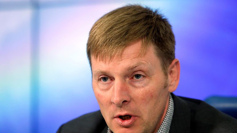 Александр ЗУБКОВ не добился оправдания в CAS и может столкнуться с серьезными проблемами при выполнении своих обязанностей. Фото REUTERS