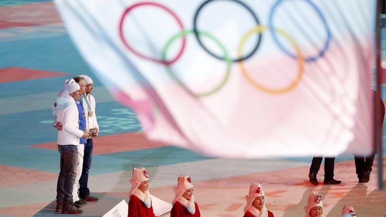 Выступление российских спортсменов в Корее можно признать успешным, но всех проблем это не решило. Фото REUTERS