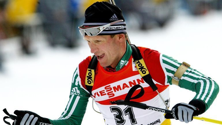 2004 год. Владимир ДРАЧЕВ. Фото AFP