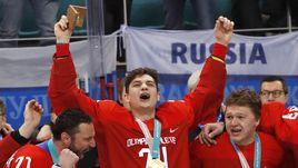 Ковальчук, Капризов, Гусев. Кто из золотых олимпийцев уедет в НХЛ, а кто нет?