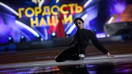 Олимпийцы зажгли на льду в Москве