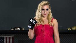 Проиграла киборгу. Фото русской девушки, бросившей вызов чемпионке UFC