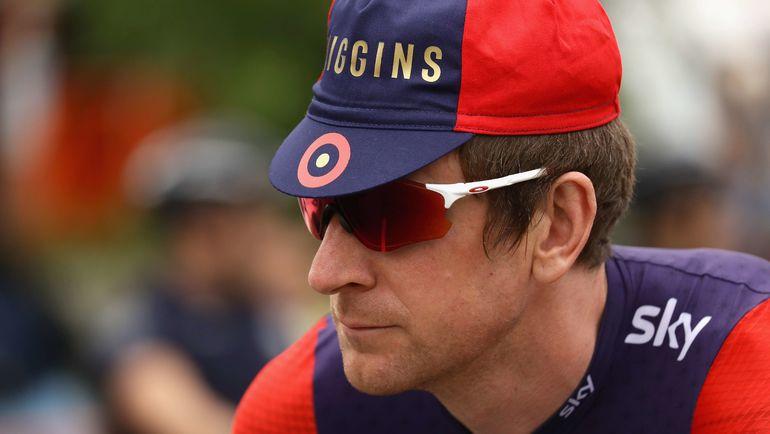 Брэдли УИГГИНС. Фото AFP