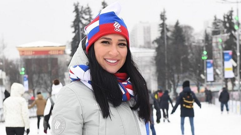 Анастасия ЗАДОРИНА. Фото ZASPORT