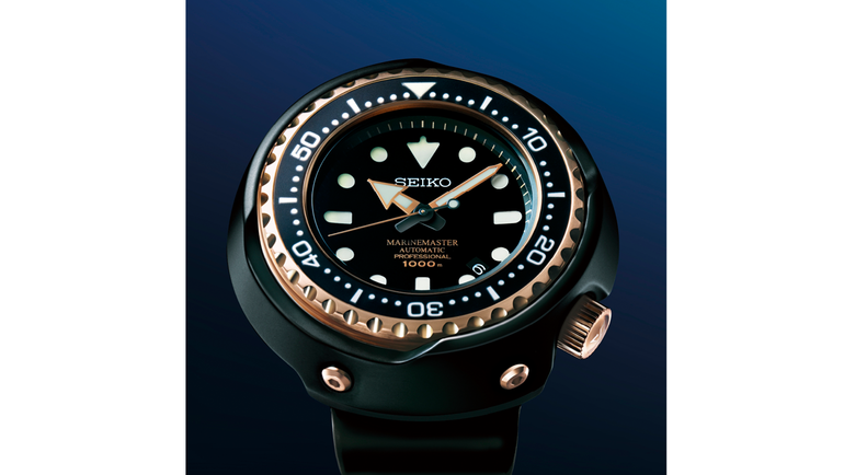 Часы Seiko Marinemaster 1000m Diver's.