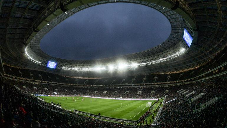 Архитекторы назвали «Лужники» лучшим футбольным стадионом 2017 года