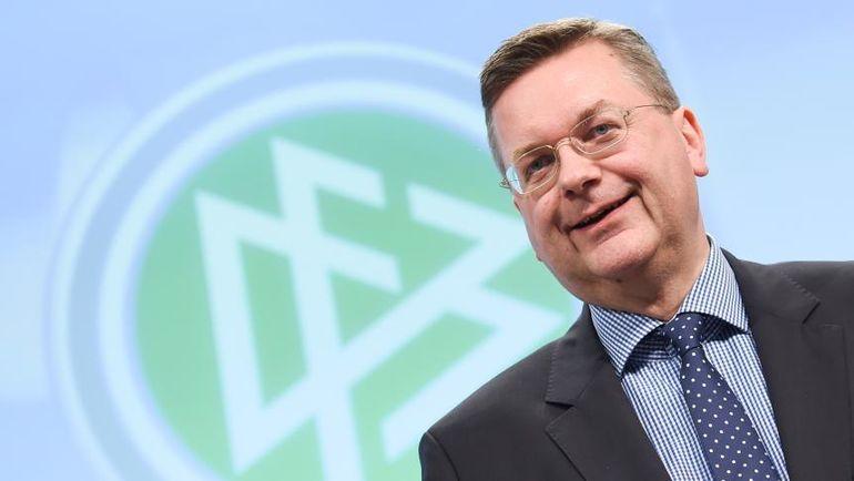Глава DFB Райнхард Гриндель. Фото dfb.de