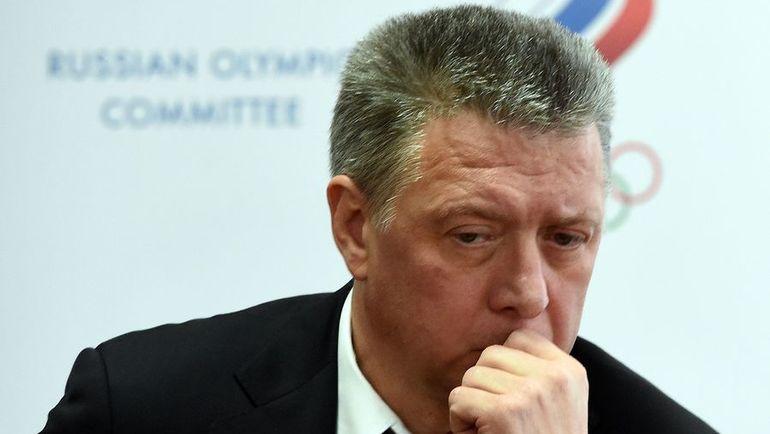 Глава ВФЛА Дмитрий ШЛЯХТИН. Фото AFP