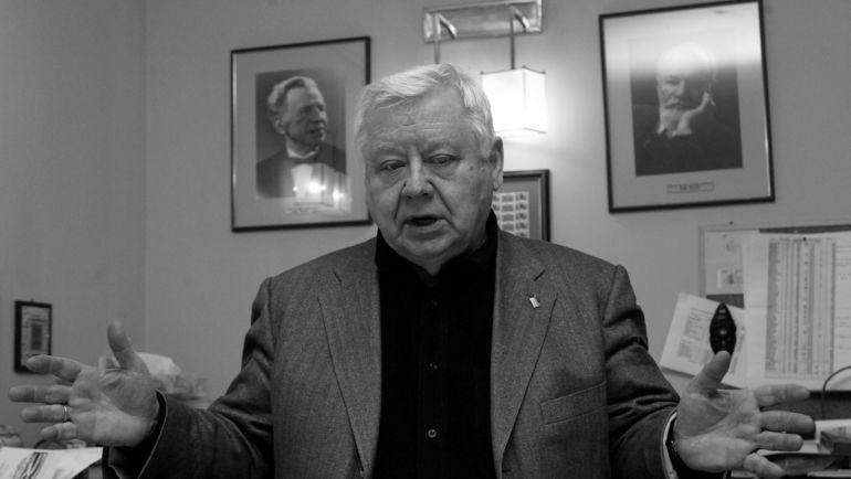 2003 год. Олег ТАБАКОВ. Фото Алексей ИВАНОВ