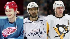 Лучшие русские бомбардиры НХЛ. Кто и когда обойдет Федорова?