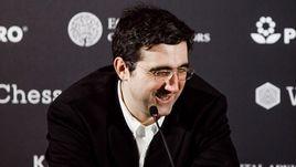 Мастер-класс от Крамника. Бывший чемпион мира лидирует в турнире претендентов