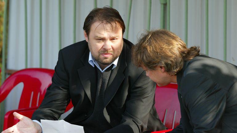 "Дмитрий ГАЛЯМИН (слева). Фото Александр ФЕДОРОВ, ""СЭ"""
