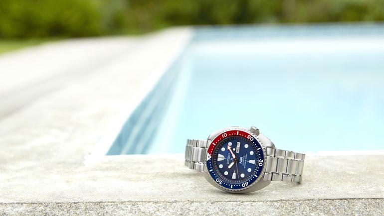 Seiko Prospex Diver's Automatic PADI.