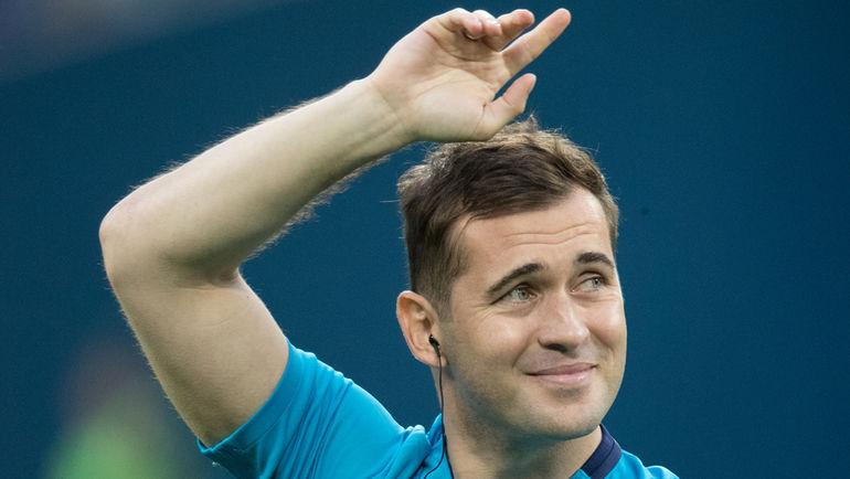 Кержаков возглавил юношескую сборную Российской Федерации пофутболу