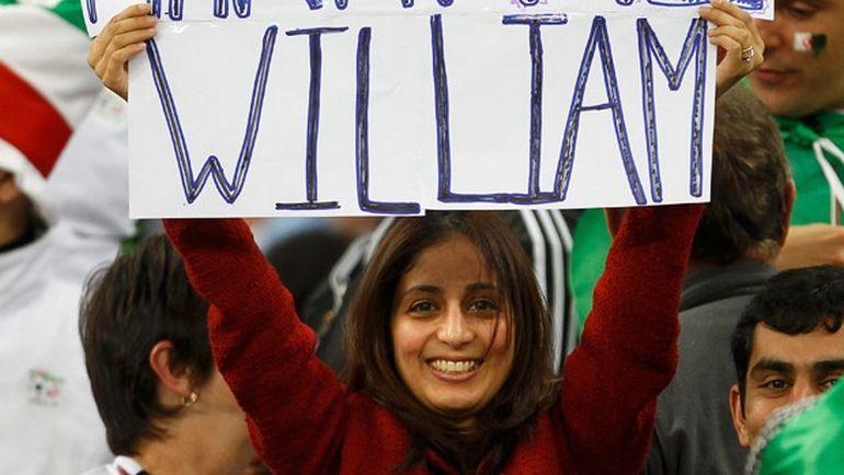 Виллиан также не обделен вниманием. Фото telegraph.co.uk